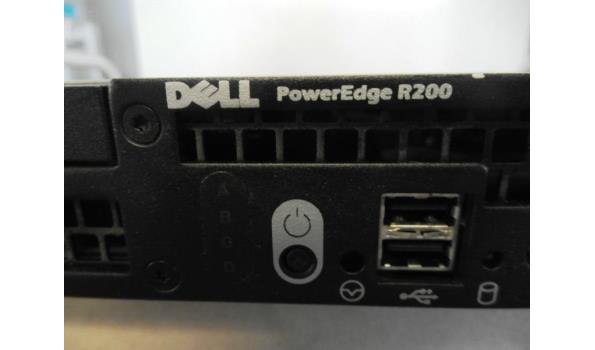 19-inch server rack unit DELL PowerEdge R200