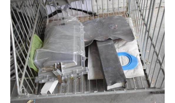 Attentie: aangeboden product is een onderdeel van de verzamelkavel!