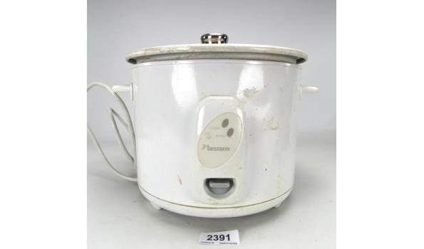 Bestron elektrische rijstpan