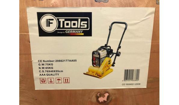 F-tools trilplaat