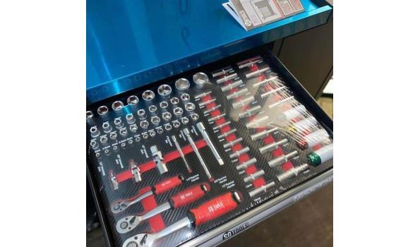 SG Tools gereedschapswagen Groot