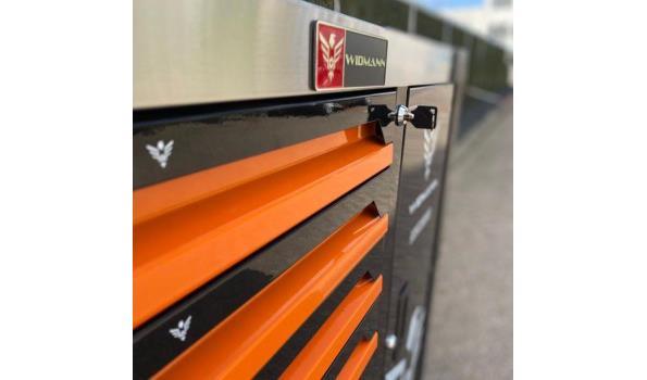 WIDMANN gereedschapswagen XL