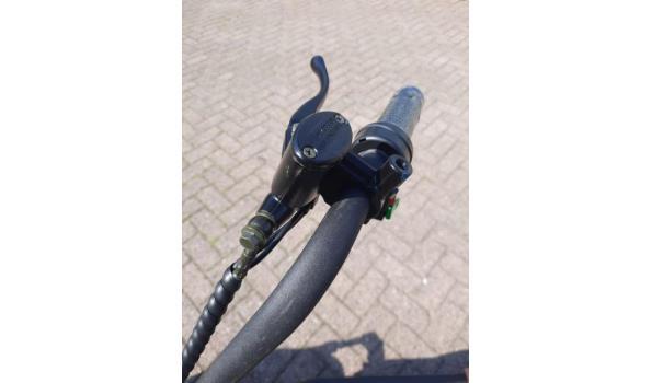 Elektrische bigwheel scooter