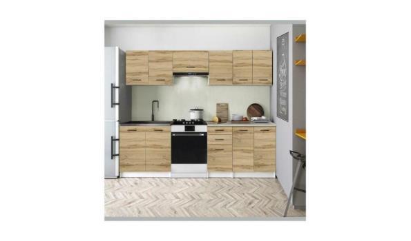 "Keuken model ""Turijn"", 7dlg set"