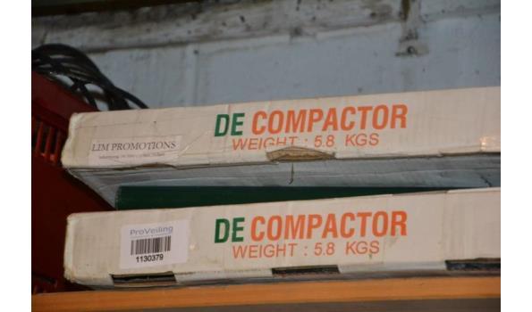 DE Compactor