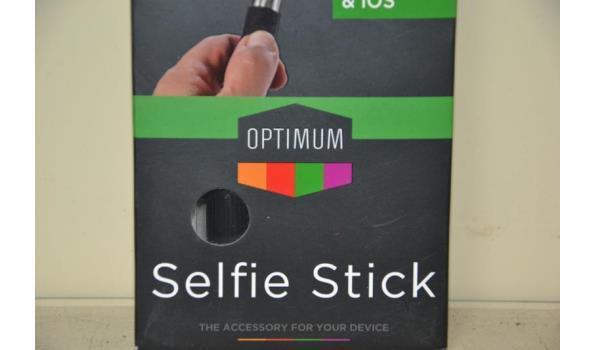 Selfie Stick GRIXX - 3 stuks