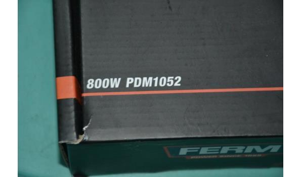 Klopboormachine 800W - Ferm PDM 1052