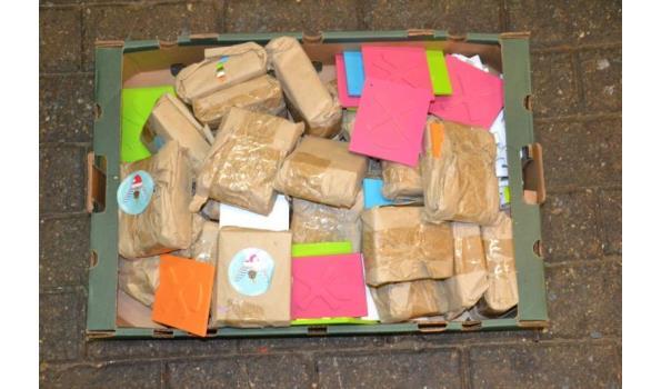 Partij decoratie in doos