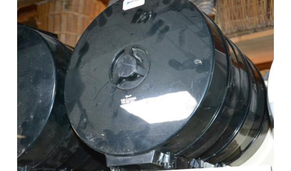 Tork wc-rolhouders - aantal ca. 9 stuks