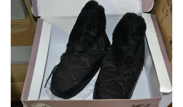 Partij schoenen/boots - diverse modellen & maatvoeringen
