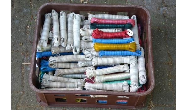 Waslijnen - 130 stuks