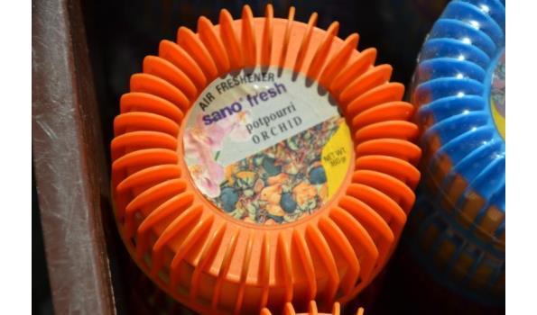 Sano Fresh Air Freshener - aantal ca. 61 stuks