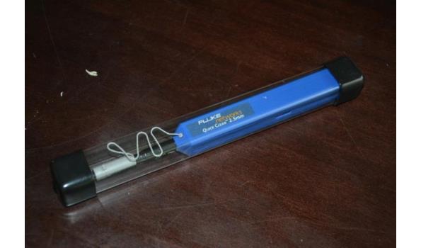 Reiniger voor glasvezel - FLUKE Networks Quick Clean 2.5mm