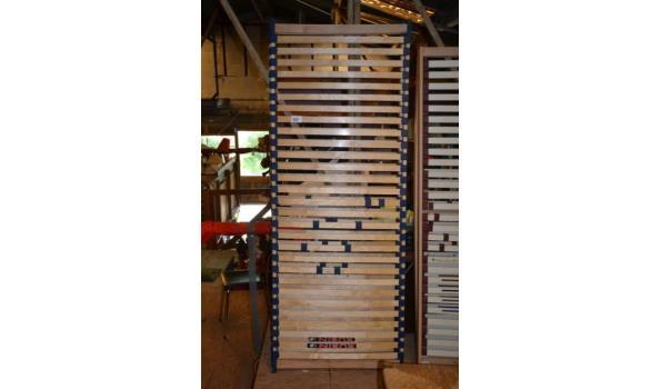 1x Lattenbodem - 80x180cm