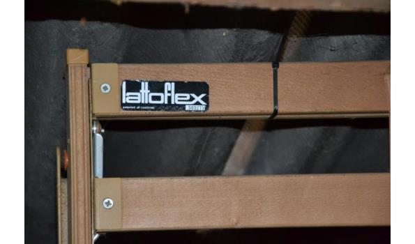 1x Lattenbodem - 80x177cm