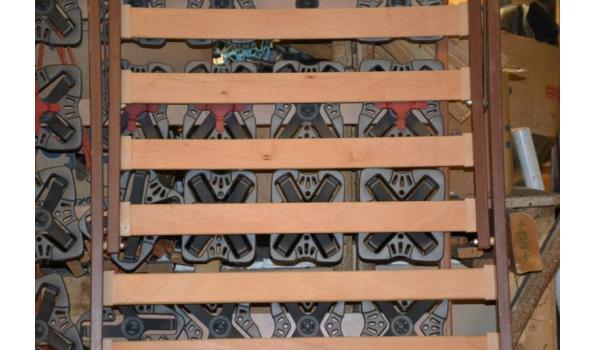 1x Lattenbodem - 80x190cm