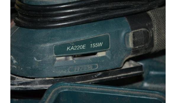 Deltaschuurmachine - Black & Decker KA220E