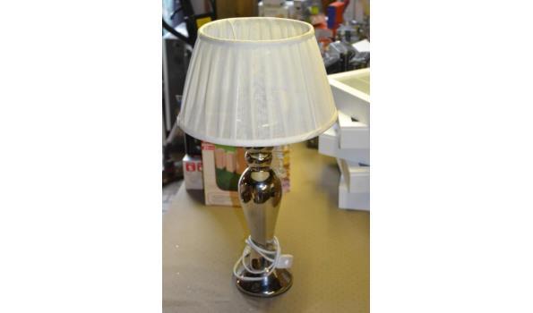 Tafellamp incl. lampenpit