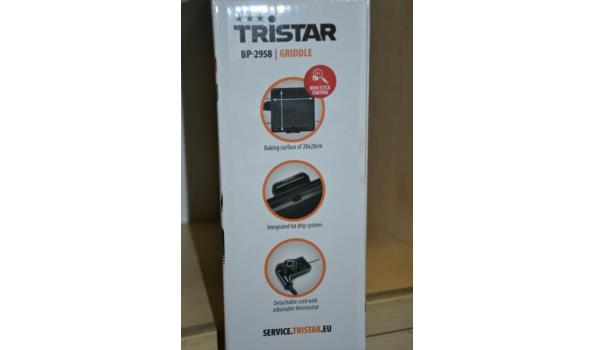 Bakplaat 28 x 28 cm - Tristar BP-2958