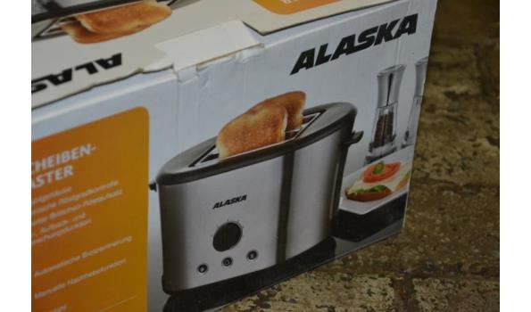 Broodrooster - Alaska TA 2230S