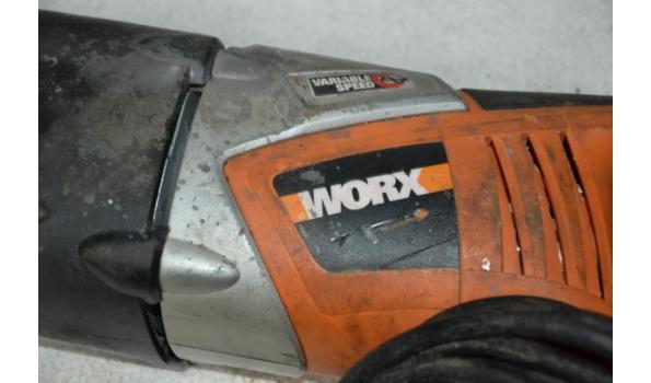 Worx elektrische reciprozaag