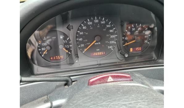 Mercedes-Benz M-klasse 320   44-ZP-TN   YOUNGTIMER!