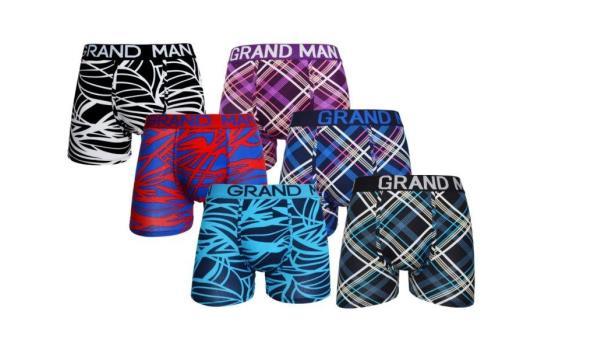 6 Grand Man boxershorts XXL no.7