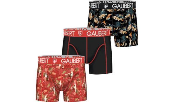 3 Gaubert gekamd katoen boxershorts XXL set 5