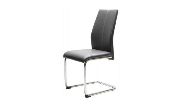 Set van 4 stoelen - Rosita grijs
