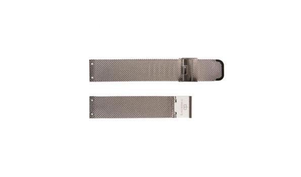 Dresselberg PARKER zilveren kast / zilveren bandje