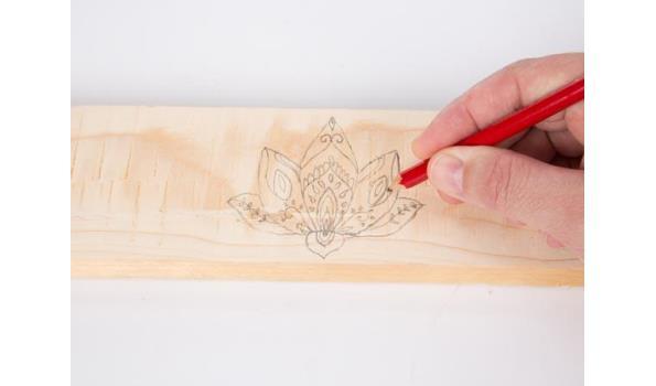 Pyrografische Pen
