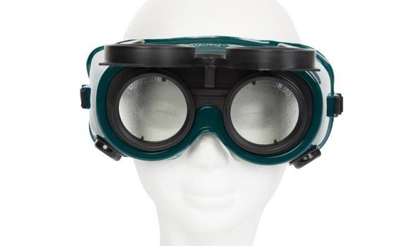 Lasbril, opklapbaar, 2x