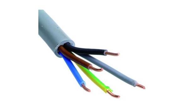 Elektra kabel XMVK 5x2,5, 50 mtr