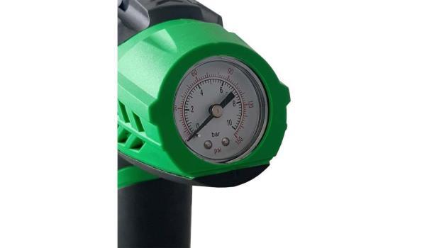 Accu Compressor 12V 10 BAR 150 PSI 1300 Mah