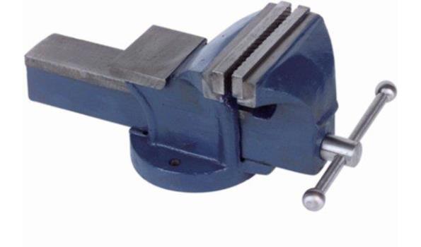 Bankschroef, 125 mm