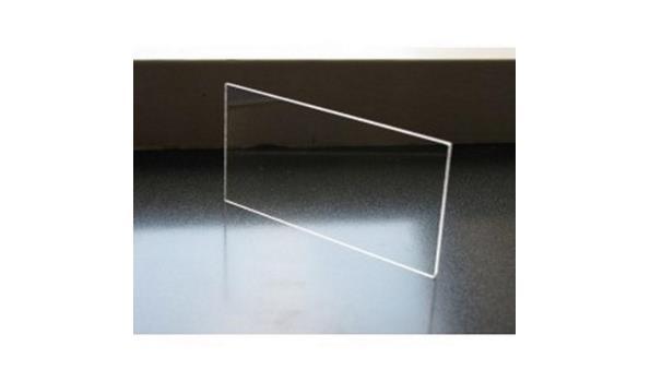Kunststof glas 4mm