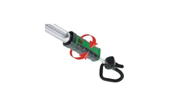 Motorkaplamp, 40 SMD Leds, oplaadbaar LI-ION