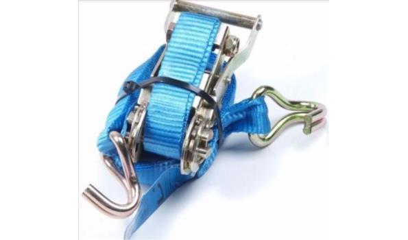 Spanband 25 mm, 5 meter, 1,5 ton, 2x