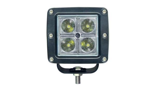 Verstralers LED 12/24 volt, 2x