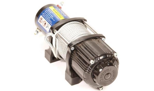 Lier / bumperlier , 12 volt, 4500 LBS/2041KG