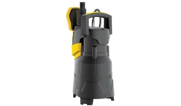 Dompelpomp met vlotter voor vuilwater, 750 watt, 13500 l/h