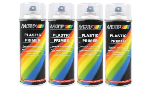 Motip Plastic / Kunststofprimer, 4x