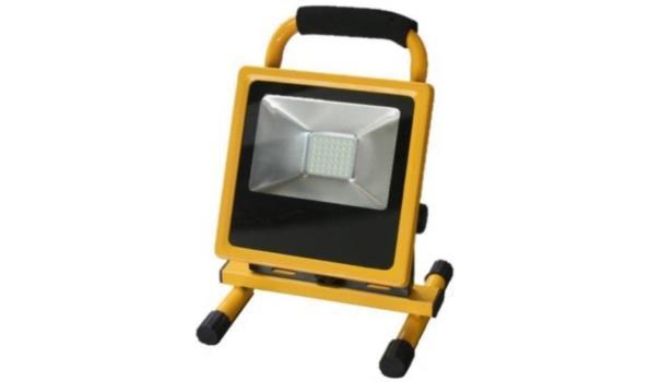 Werklamp Oplaadbaar LED LI-ion 20 watt, 2x