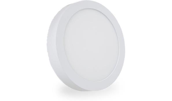 Plafonnière LED rond 2x