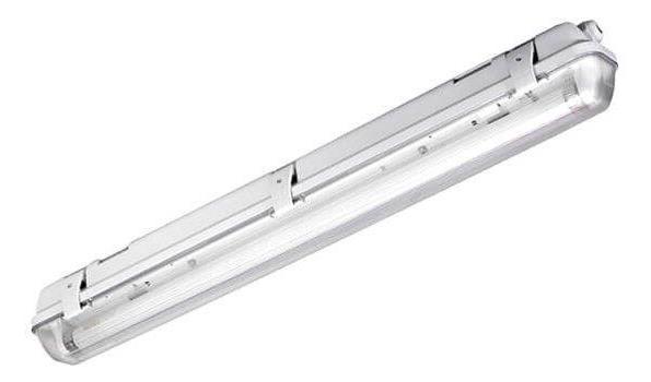 LED Balk Robuust Spatwaterdicht armatuur, 120cm, 2x