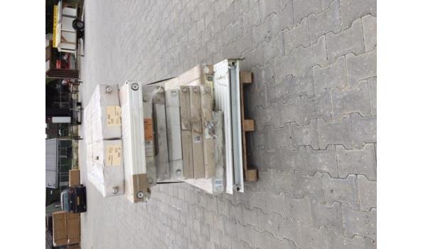 Paneel radiatoren, partij á 14 stuks