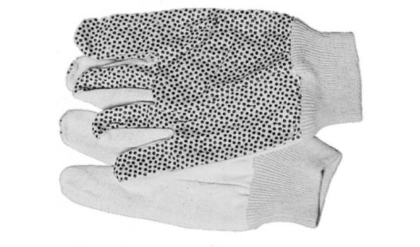 Werkhandschoenen Grip, 12 paar