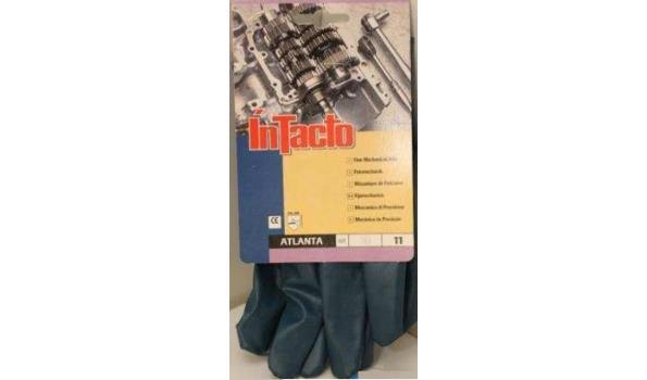 Werkhandschoenen Intacto size 10