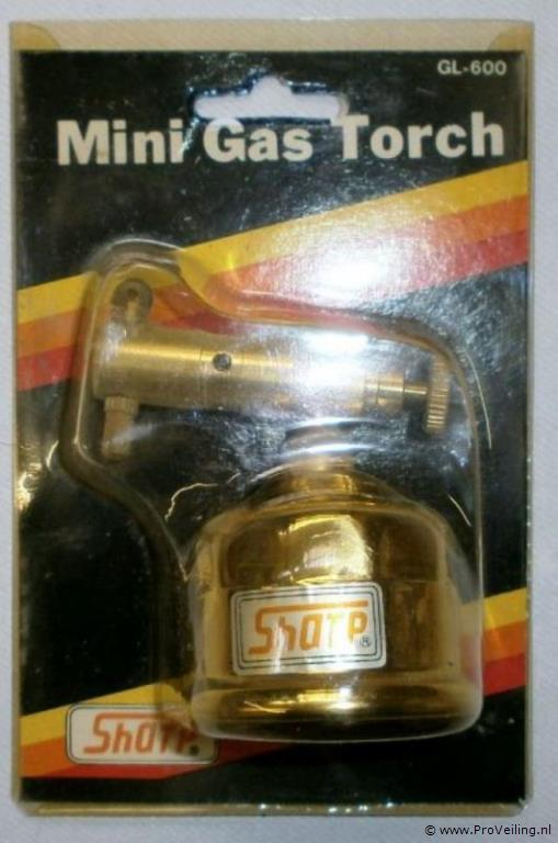 15 x mini gas torch