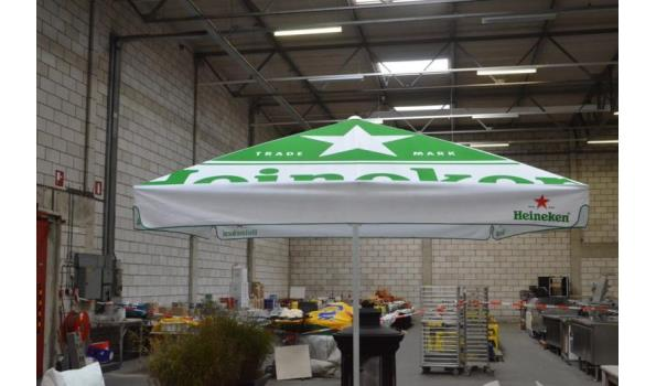 Parasol Heineken | ProVeiling.nl